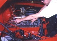 Placing that head gasket