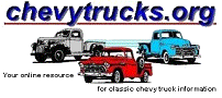 Classic Chevrolet and GMC Truck Information Logo