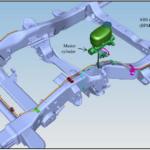 GMT800 Brake Line Diagram