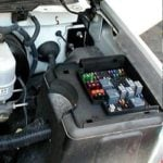 Silverado Engine Fuse Box Location